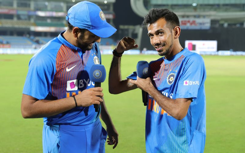 Rohit Sharma on Chahal TV after 2nd T20I match vs Bangladesh