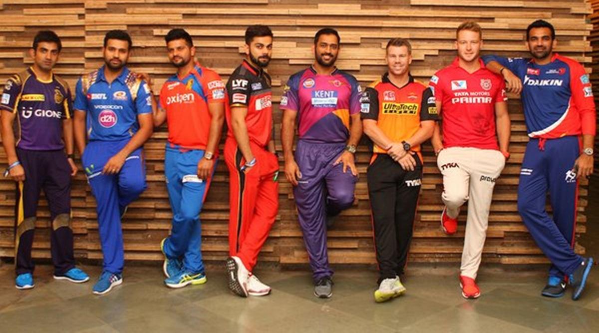 IPL Team Captain Group Photo, how IPL team owners earn money, how ipl team owners make money, how do ipl team owners earn money, how does ipl team owners earn money