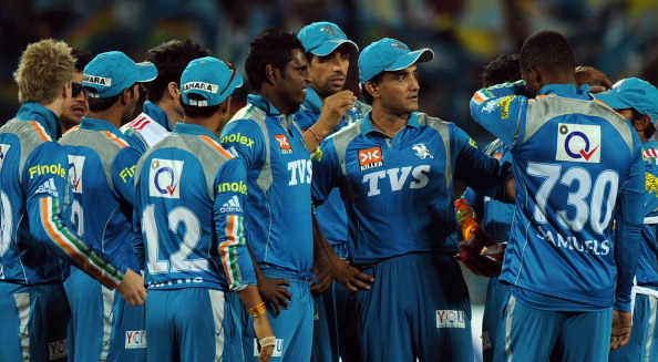 Pune Warriors India, most consecutive losses in IPL